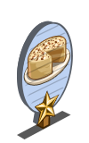 Chardonnay Frosted Cake 1 Star Mastery Sign-icon