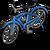 Blue Bike-icon