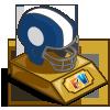 Football Helmet I-icon