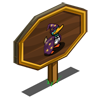 Wizard Duck Mastery Sign-icon