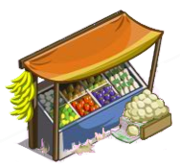 Vegetable Stand-icon