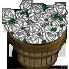 White Rose Bushel-icon