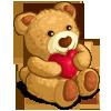 Teddy Bear (consumable)-icon