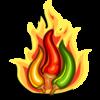 Dynamite Pepper-icon