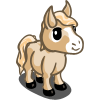 Cream Mini Foal-icon