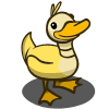 Yellow Duck-icon