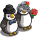 Penguins Newly Wed-icon