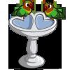 Love Bird Bath-icon