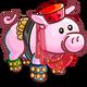Exotic Dancer Pig-icon