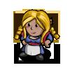 Miss Swiss Gnome-icon