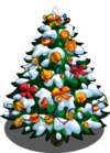 Ornament Tree I10-icon
