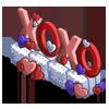 XOXO Sign-icon