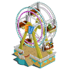 Ferris Wheel (decoration)-icon