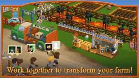 FarmVille 2 - Introducing Co-ops!