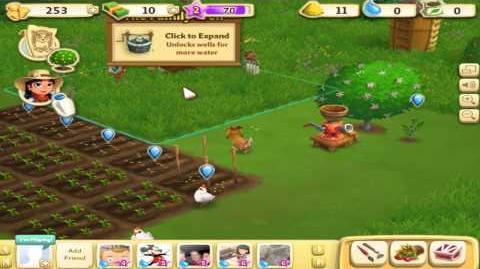 Farmville 2 - Facebook Mega Sequel - ACTUAL GAMEPLAY!!!