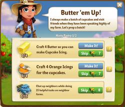 Butter 'em Up!