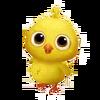 Baby White Chicken