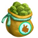 Alfalfa Bunny Biscuit