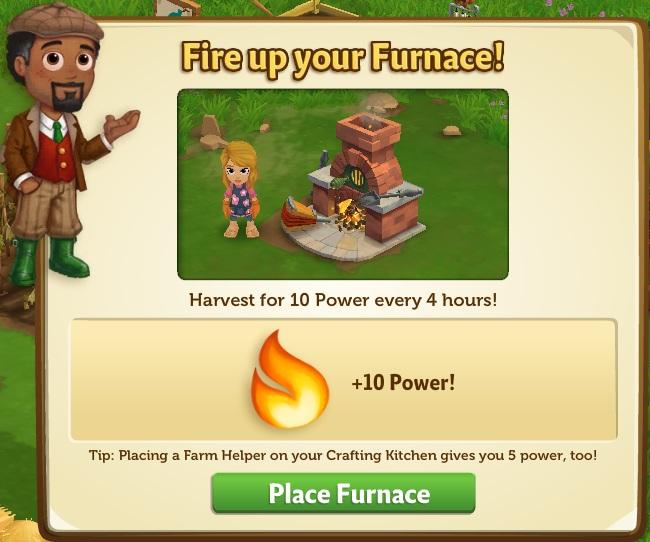 Furnace Start