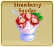 StrawberrySundae