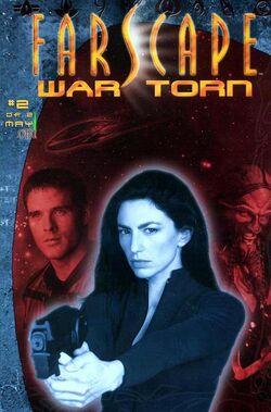 Farscape War Torn 02