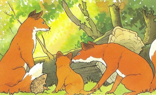 File:Stout Foxes and Fox.JPG