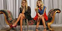 The Olsen Twins - Elizabeth & James