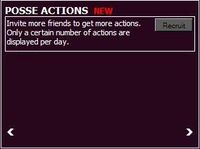 Posse Actions