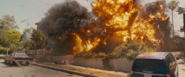 Furious 7 - House Explosion