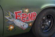 F-Bomb Logo - Camaro RS-Z28