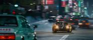 Han drifting in Shibuya - VeilSide RX-7