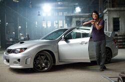 Subaru Impreza WRX STI - Fast & Furious 5