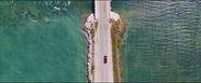 Aerial Shot - Cuba Driving (F8)