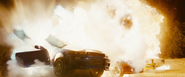 Brian's Skyline - Explosion