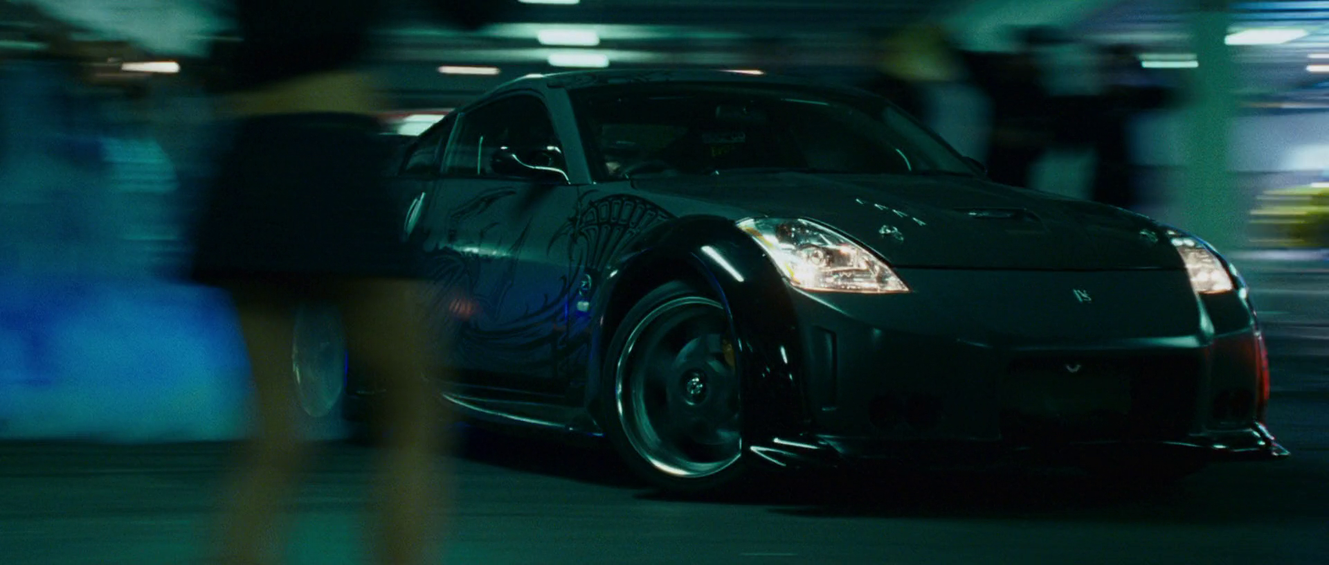 Image Takashi Car Park Drifting Png The Fast And The Furious