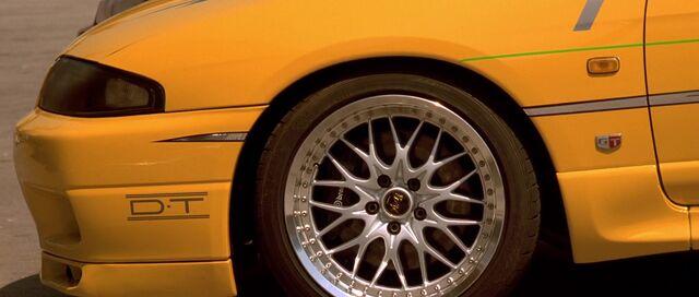 File:1995 NIssan Skyline GTR R33.jpg