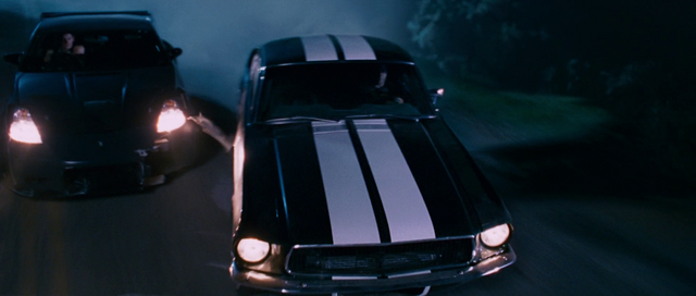 File:Nissan Fairlady Z33 vs. 1967 Ford Mustang.png