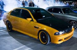 2001 BMW E39