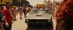 1970 Plymouth Barracuda - Furious 7