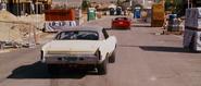 Sean's Monte Carlo - Rear View (2)