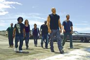 The Team - Fast Five