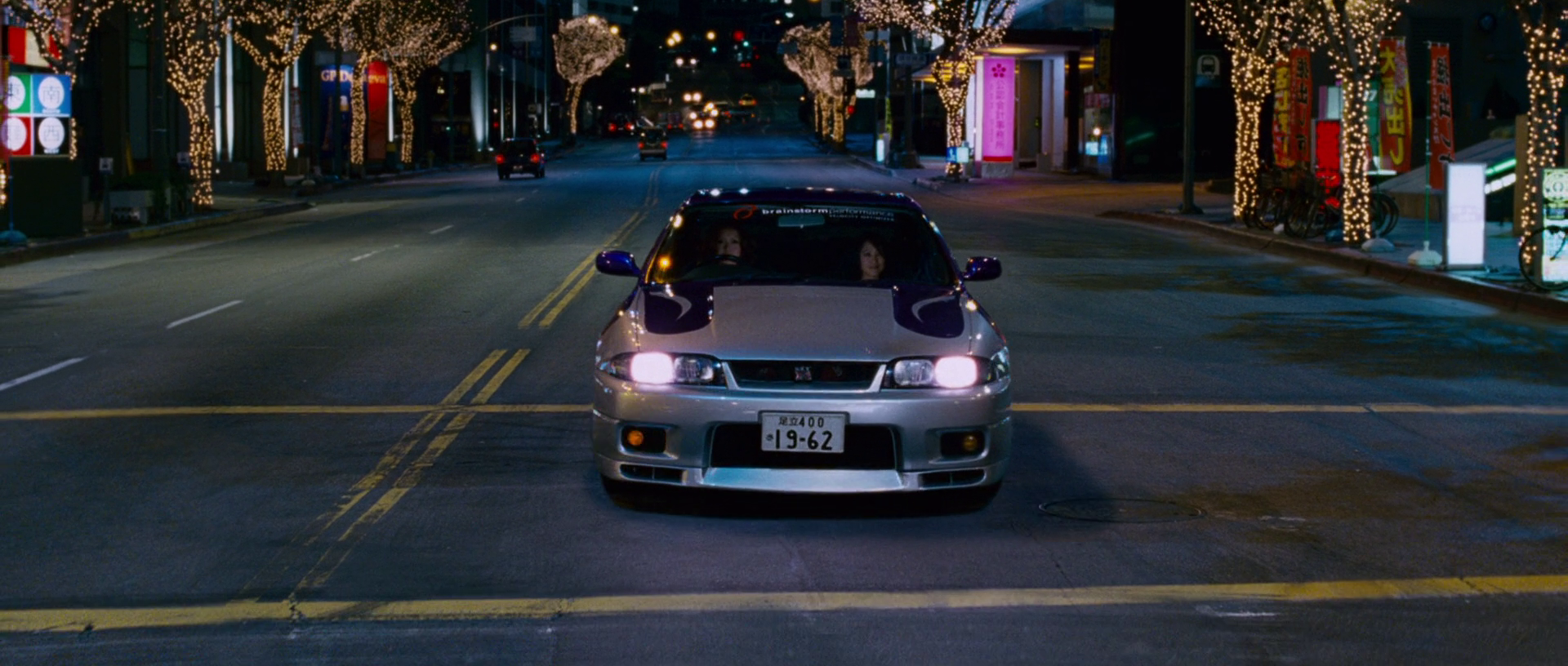 Image Nissan Skyline Gt R Tokyo Drift Png The Fast And