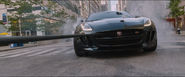 Deckard Shaw's Jaguar (NYC)
