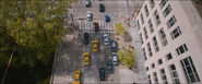 Hacked Cars (Midtown Manhattan Aerial View)
