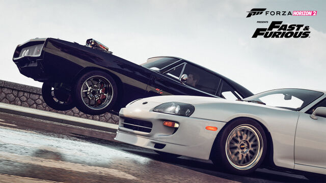 File:Dodge Charger and White Supra Forza H2-01.jpg