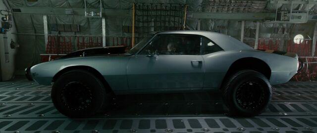 File:1967 Camaro Z28 - Furious 7.jpg