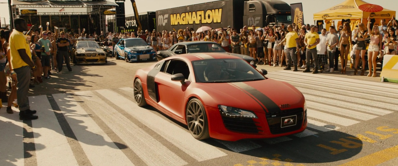 image audi r8 furious the fast and the furious wiki fandom powered by wikia. Black Bedroom Furniture Sets. Home Design Ideas