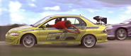 Lancer EVO - Removing the ESD (2)