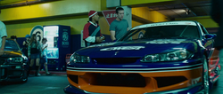 Han's Nissan Silvia