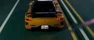 VeilSide Fortune RX-7 Rear View